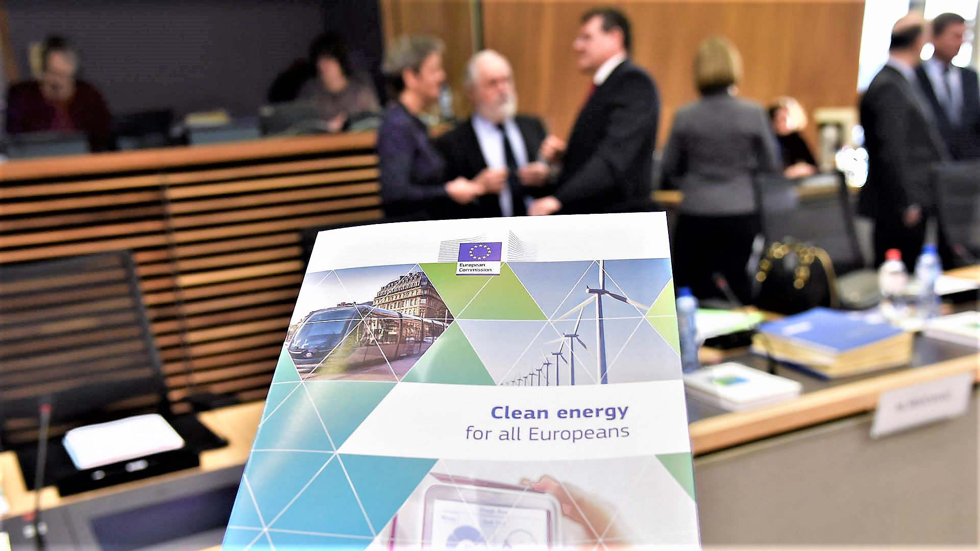 Energy Storage in the Clean Energy for All Europeans Package